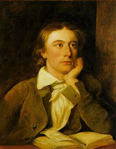 """John Keats English Romantic poet of the """"Second Generation"""" (along with Byron and Shelley), whose poetry and letters are infused with imagery. Famous works include the """"Odes"""", """"The Eve of St. Agnes"""", """"La Belle Dame sans Merci"""", and """"Bright Star"""". John Keats, English Romantic, Romantic Period, English Poets, Famous Poets, Writers And Poets, Book Writer, Bright Stars, The Past"""