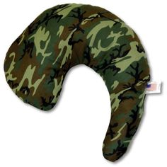 MADE IN USA - Greenbow™ Support Pillow (Large) - NuAngel
