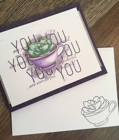 Stampin' Up Paper Pumpkin February 2019 Cool Cards, Diy Cards, Stampin Up Paper Pumpkin, Pumpkin Cards, Stamping Up, Rubber Stamping, Creative Cards, Homemade Cards, Stampin Up Cards