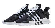 Kids (PS) Adidas EQT Support ADV C Core Black/White AQ1798 https://qdiz.com/?p=3220