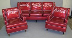 Coca Cola Chairs