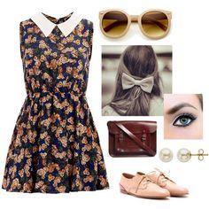 """Sweet and Cute"" by zerouv on Polyvore: Womens Designer Round Sunglasses Oversize Retro Fashion Sunglasses 8623"