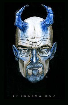 Breaking Bad by stablercake