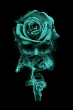 Draw Rose Tattoo, skull, rose, smoke, ink me Skull Rose Tattoos, Body Art Tattoos, Tatoos, Bracelete Tattoo, Rabe Tattoo, Smoke Tattoo, Skull Wallpaper, Wallpaper Desktop, Skull Art