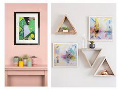 My Mood, Gallery Wall, Studio, Frame, Home Decor, Art, Craft Art, Study, Room Decor