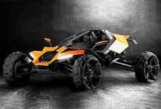 KTM AX Concept Off-Road. Um.....um......um.....I don't have anything to say, except..... I WANT ONE