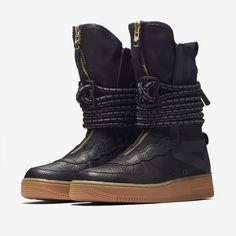huge selection of b76fa dc0b1 Nike SF Air Force 1 Hi Women s Boot Nike Air Force Boots, Af1 High,
