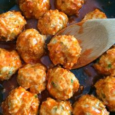 Low Carb Meatballs- Chicken or Beef