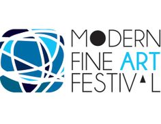 Logo for Modern Fine Art Fest.