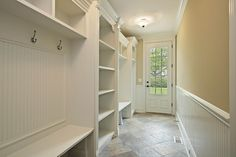 Mud Room - traditional - entry - chicago - Mandy Brown