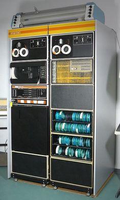 DEC PDP-8I.