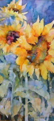 Watercolors: June 2010 ....     ..ANNELEIN BEUKENKAMP ...  born in the Netherlands ... live in Vermont