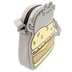 Buy Pusheen The Cat Burger Cross Body Bag at ARTBOX