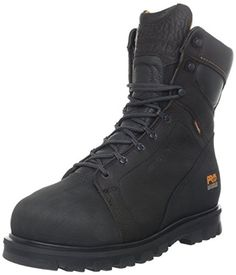 c6d4c732488a4a Timberland PRO Men's Rigmaster 8″ Waterproof Met Work Boot Review Cool Boots,  Men's Boots
