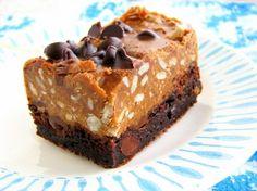 Yum Alert: Flourless Crack Brownies