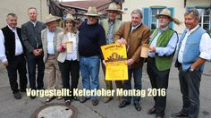 Preview: Keferloher Montag 2016 am 05.09.2016 mit Festredner Dr. Markus ...