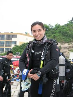 542 Womens Wetsuit, North Face Backpack, Scuba Diving, The North Face, Asian, Backpacks, Girls, Bags, Diving