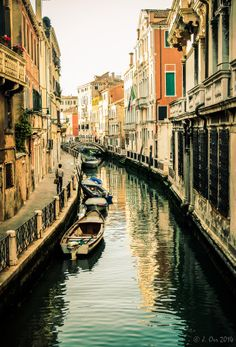 """""""The Streets of Venice"""" by Justin Orr on 500px"""