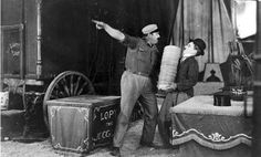 Charlie Chaplin's Los Angeles: a black and white odyssey