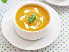 2 種工具完成 南瓜濃湯 不用巿售高鈉高湯【2016 第 10 集】 Pumpkin Soup 肥丁手工坊 Beanpanda Cooking Diary - https://www.youtube.com/watch?v=VeUTvj4cRKo