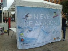 Punto de atención con Nieve de Aragón