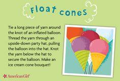 Float Cones
