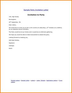 Event Invitation Email Format Check More At Lolsurprisedollinvitations