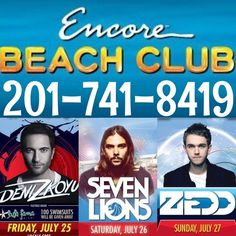 For GUEST LIST and BOTTLE SERVICE at Surrender and Encore Beach Club please text  one FULL NAME + number of girls & guys in your group & WHICH EVENT to  201-741-8419 or e-mail Kaylaencorebeachclub@gmail.com (international please  email or whatsapp!) ☎️ #Surrender #surrendernightclub #encorebeachclub #ebc #encorebeach #encore #wynn #thewynn #wynning #wetrepublic #ebc2014 #daylight #marqueedayclub #drais #encorelasvegas #wynnlasvegas #hakkasan #bellagio #vegasbound #vegas #vegasbaby #vegaslife…