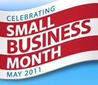 Join Manta.com and celebrate Small Business Month May 2012