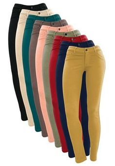 Must have these in every color! PONTE KNIT JEGGINGS