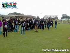 North West University Leadership Outcome Based team building event in Vaal Triangle, facilitated and coordinated by TBAE Team Building and Events North West University, Team Building Events, Leadership, Triangle, Base