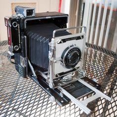 Paso a paso de la fabricación de cámaras de gran formato