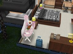 "The Sims FreePlay ""birthday"""