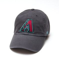 5513aafc11f Arizona Diamondbacks  47 Brand Clean Up Hat