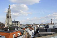 Breda city Holland