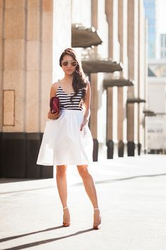 Pattern Play :: Summer stripes