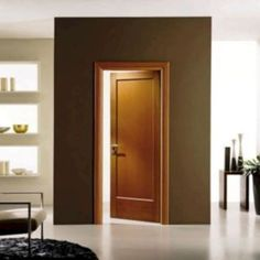10 Most Creative Door Design Ideas To Make Your Home Interior Beauty Flush Door Design, Home Door Design, Modern Windows And Doors, Modern Door, Swedish Decor, Flush Doors, Indoor Doors, Container House Design, Container Houses