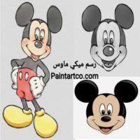 رسم ميكي ماوس Mickey Mouse Disney Characters Character