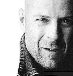 Bruce Willis - probably my all time favorite-est!