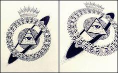 doodle simbol