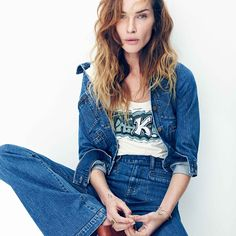 Madewell Just Created the '90s Capsule Collection of Your Deepest Tween Fantasies via Brit + Co