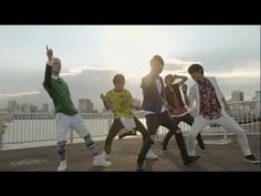 Bee Shuffle- Love Your Smile P.S. (I hate the choreography, but the song is really good.)