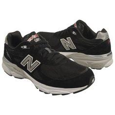 New Balance The 990 Shoes (Black) - Men's Shoes - 8.0 4E