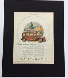 1928 Ladies Home Journal Art Deco Vintage by MayIQuoteYou on Etsy Car Advertising, Journal Art, Vintage Cars, Victorious, Art Deco, Decorating, Unique Jewelry, Handmade Gifts, Lady