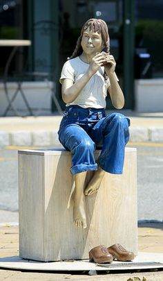 current exhibition J. Seward Johnson - Google Search