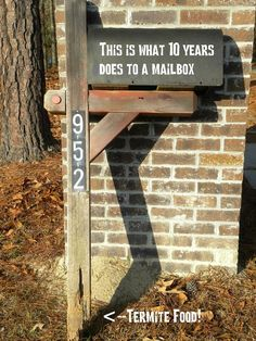 Diy Tutorial: Replacing Your Mailbox Post
