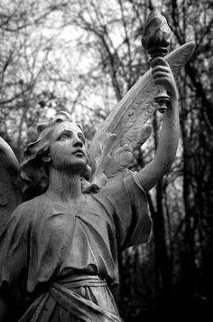 Items similar to Homeward Angel - Print on Etsy Cemetery Angels, Cemetery Statues, Cemetery Art, Angel Statues, Angel Sculpture, Sculpture Art, Angels In Heaven, Heavenly Angels, I Believe In Angels