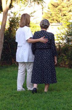 Taking care of elderly