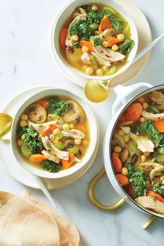 Immunity Soup | This