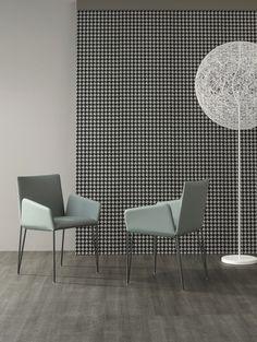 Miss Filly chair  by Bonaldo www.bonaldo.it  #interiordesign #nterior #design #italy #bonaldo #table #chair #dining #home #collection #modern #furniture #furnishing #grey #home #collection #metal #fabrics #madeinitaly #dubai #leather #new